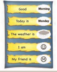 6. Sınıf Ada Yayınevi İngilizce Çalışma Kitabı ( Workbook) Unit 4 Weather and emotions Cevapları - 12