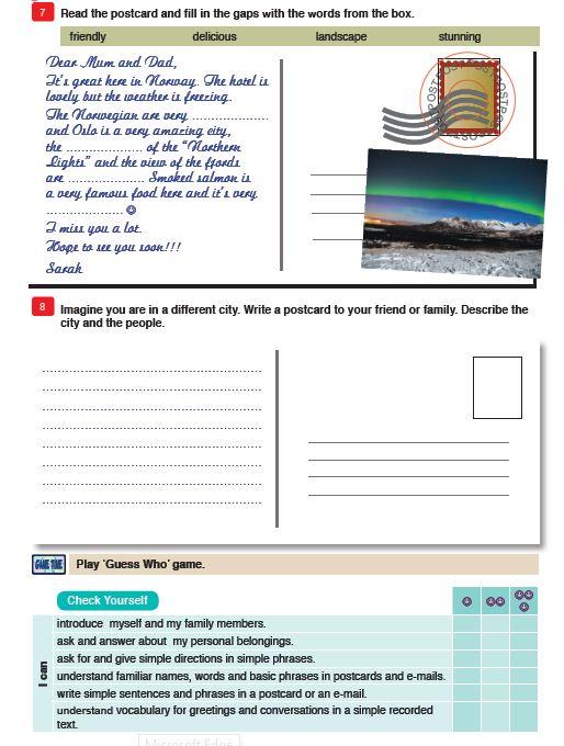 9 Sınıf Ingilizce Ders Kitabı Meb Yayınları Sayfa 24 Ders Ve