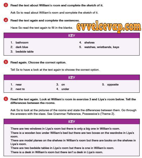 9 Sınıf Ingilizce Ders Kitabı Meb Yayınları Sayfa 29 Ders Ve