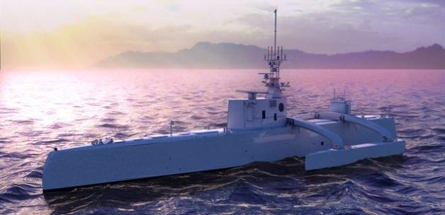 ABD'den Rusya'ya karşı insansız denizaltısavar!