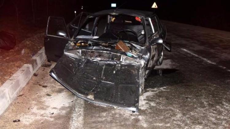 Kastamonu'da 2 otomobil çarpıştı: 2 ölü, 5 yaralı